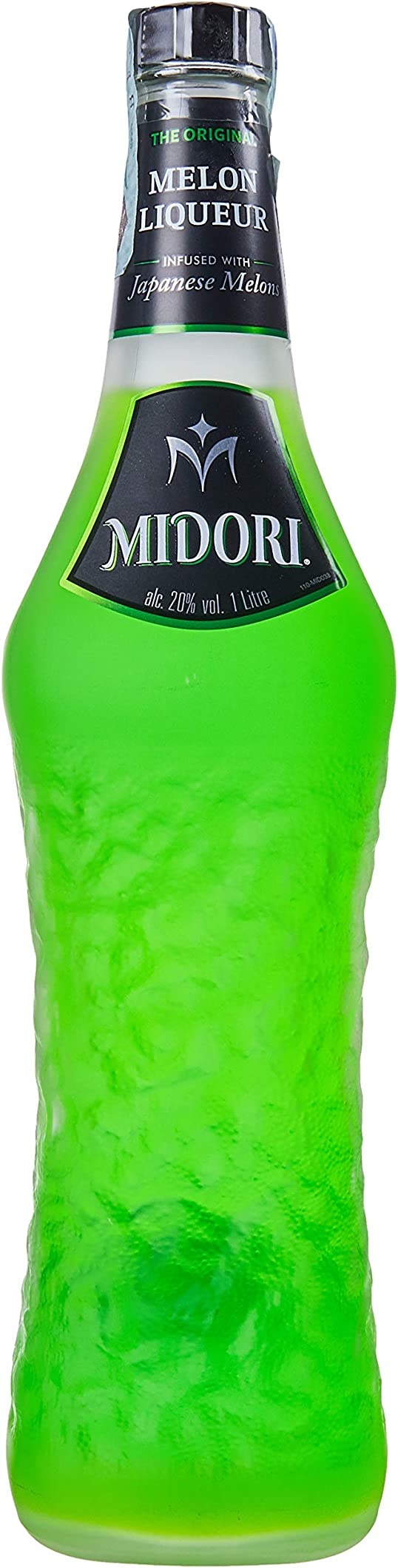 Liquore anguria - midori liquore melone, alc. 20 % vol., 1l 4015132.1