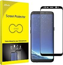 JETech Pellicola Protettiva Galaxy Note 8 [Copertura Completa & Case Amichevole] SOFTOUGH Pet Pellicola Salvaschermo Ultra HD per Samsung Galaxy Note 8