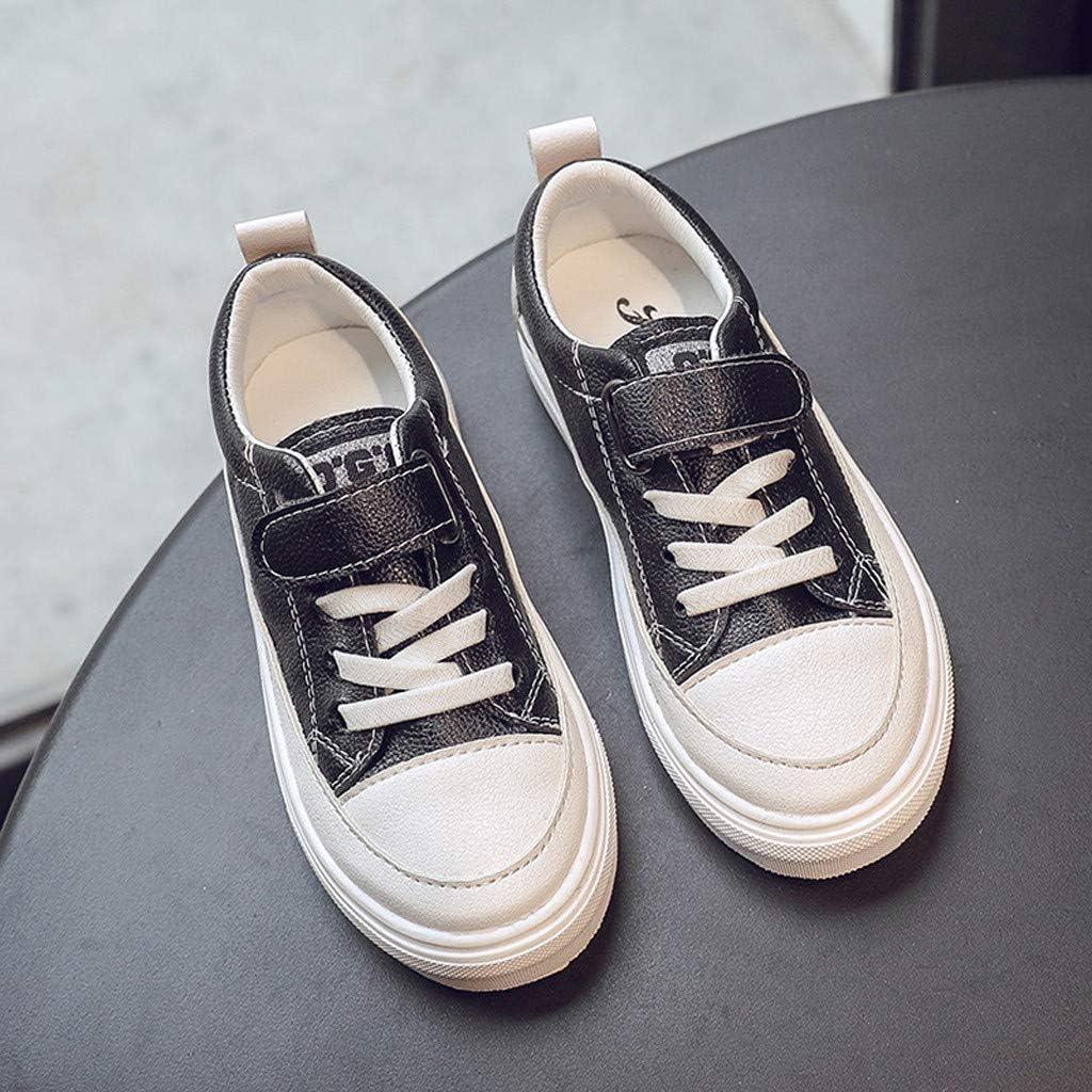 Toddler Kids Shoes Casual Sneaker Resistant Casual Board Sneaker Single Shoes School Shoes Memela
