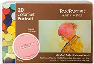 PanPastel 30203 Portrait, Set of 20
