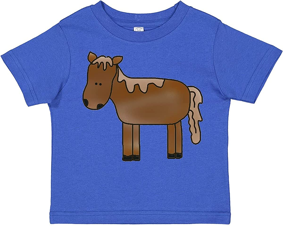 inktastic Horse Toddler T-Shirt