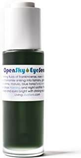 Living Libations - Organic/Wildcrafted Open Sky Eye Serum (.33 oz / 10 ml)
