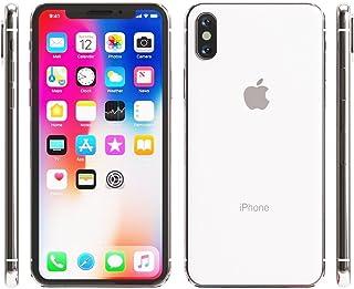 Apple Iphone X Prateado 64Gb Com 5,8, Ios 11, Processador A11 64 Bits, Cã¢Mera Dupla De 12 Mp Desbloqueado