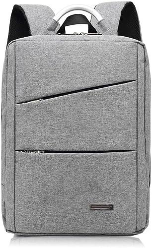 Lmopop Sac à Dos d'ordinateur, de la Mode, l'informatique, de l'épaule, Loisir, Manche en Aluminium de Couleur Pure, voituretable.