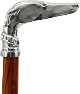 Cavagnini tailor-made for you made in Italy classy model Walking canes and stick liberty style Lion 38 for the elderly