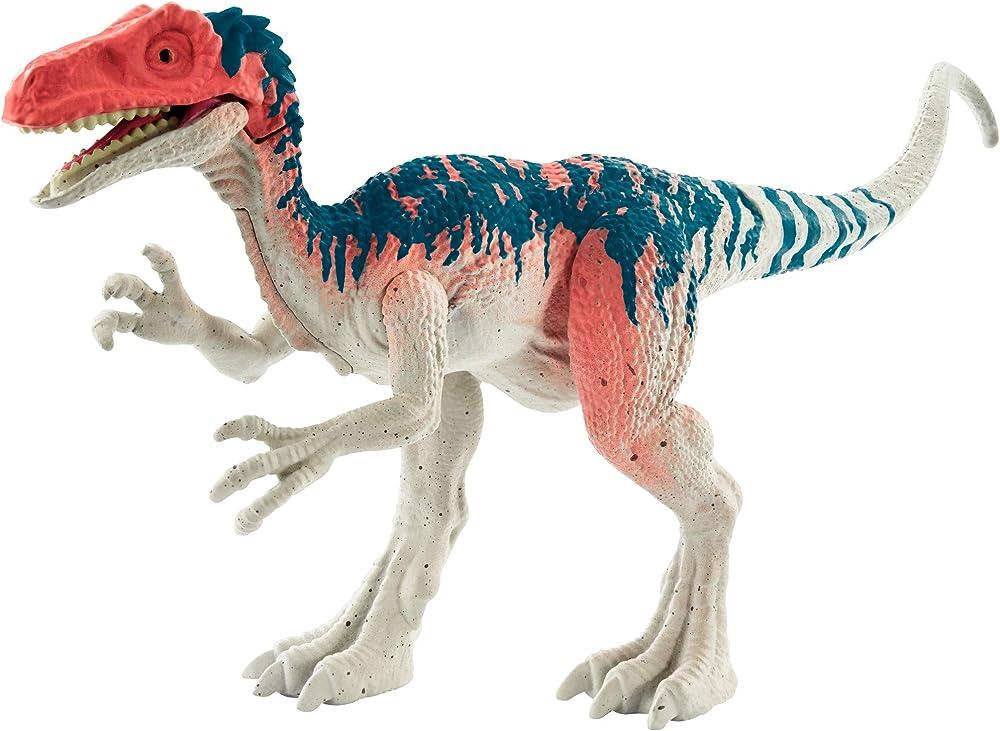 Mattel jurassic world,celuro  piccolo dinosauro carnivoro GCR47