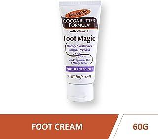 Palmer's Cocoa Butter Formula Foot Magic Moisturizing Cream with Vitamin E | 2.1 Ounces