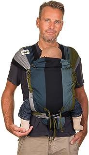 Hoppediz® Hop-Tye - Mochila portabebés con guía de uso [español no garantizado] Aberdeen