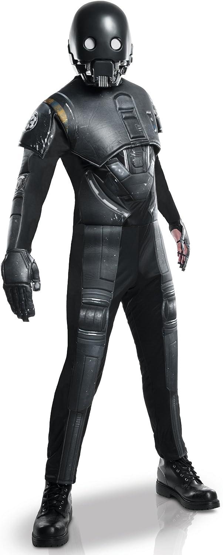 Costume adulto Seal Droid - estrella guerras rosso One M   L