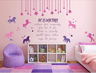 Amazon Com Unicorn Decorations For Teen Bedroom Kids