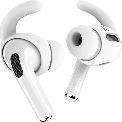 Proof Labs 3 Pairs AirPods Pro Ear Hooks Covers [Added Storage Pouch] Accessories Compatible with Apple AirPods Pro (...