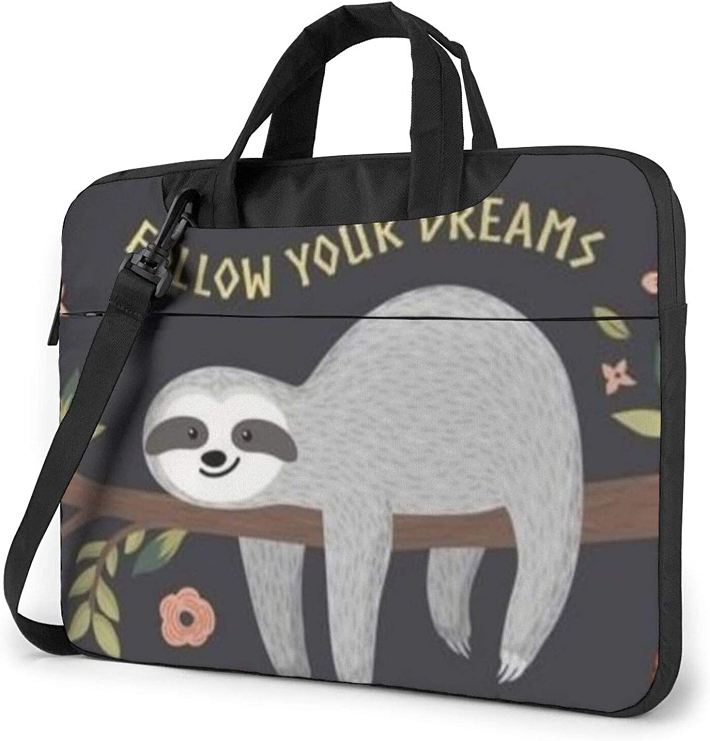 Laptop Shoulder Bag Follow Your Computer M All items in the store Dreams Sloth Cheap mail order specialty store Tote