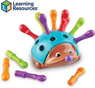 Learning Resources Spike The Fine 电动刺猬 感官玩具 精细电动玩具 2岁以上