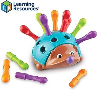 Learning Resources Spike The Fine Motor Hedgehog, Sensory, Fine Motor Toy, Ages 2+