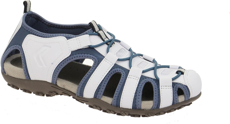 Geox Geox Damen Sandale - Outdoor Sandaletten SAND.STREL - damen sandal strel u  Online Einkaufen