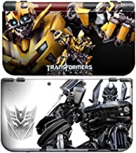 TRANSFORMERS BUMBLEBEE for New Nintendo 3DS Skin N3DS New3DS Decal Sticker Vinyl Cover + Screen Protectors