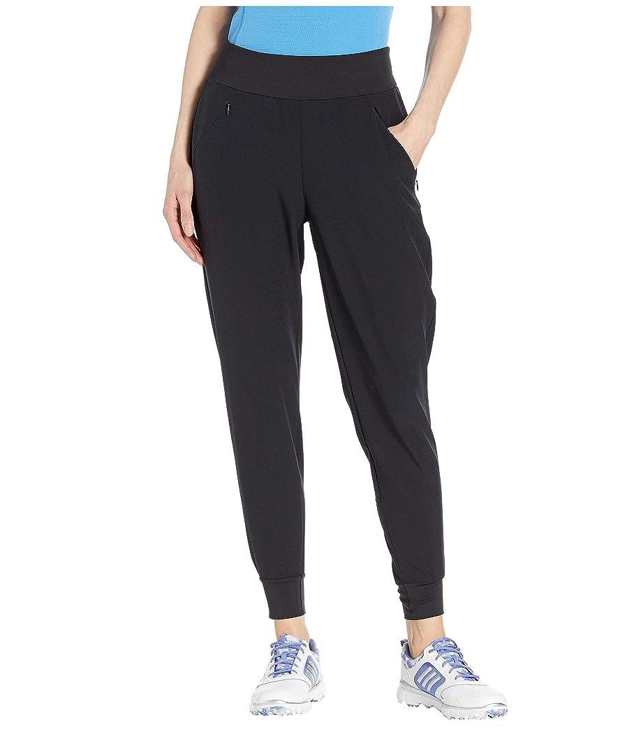 チャート感嘆推定する[adidas(アディダス)] レディースパンツ?ジャージ?レギンス Rangewear Pants Black 1 XL [並行輸入品]