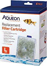 Aqueon Replacement Filter Cartridges Large (6 Pack)