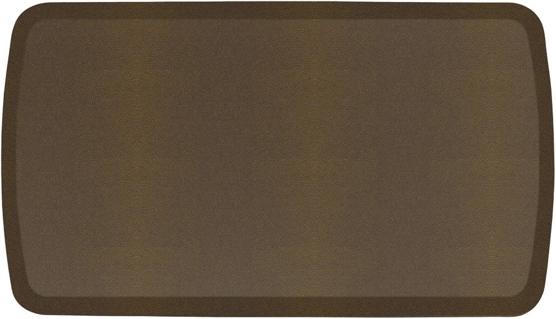 GelPro Elite Shagreen Floor Mat, 20 by 36-Inch, Toffee