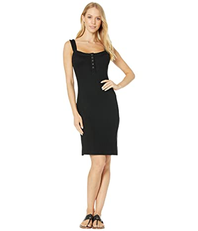 L*Space Louise Dress Cover-Up (Black) Women
