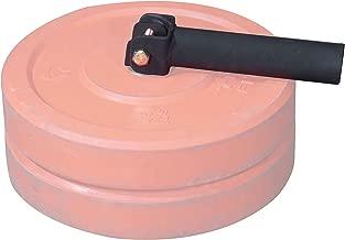 Titan Portable Post Landmine Bar Attachment Pivot Plate