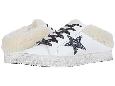 Steve Madden Polaris Sneaker Mule (White/Natural) Women