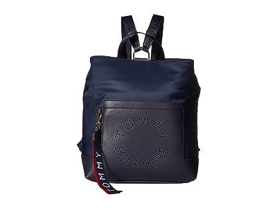 Tommy Hilfiger Virden Backpack (Navy) Backpack Bags