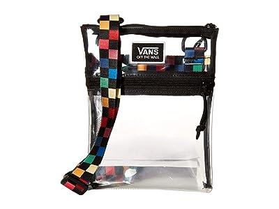 Vans Easy Going Crossbody (Gradient Check) Handbags