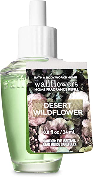 Bath Body Works Wallflowers Fragrance Refill Bulb Desert Wildflower
