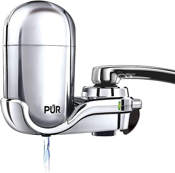 PUR FM 3700 高级水龙头滤水器镀铬