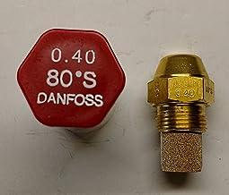 Danfoss–Boquilla 0.40GPH. 80grados