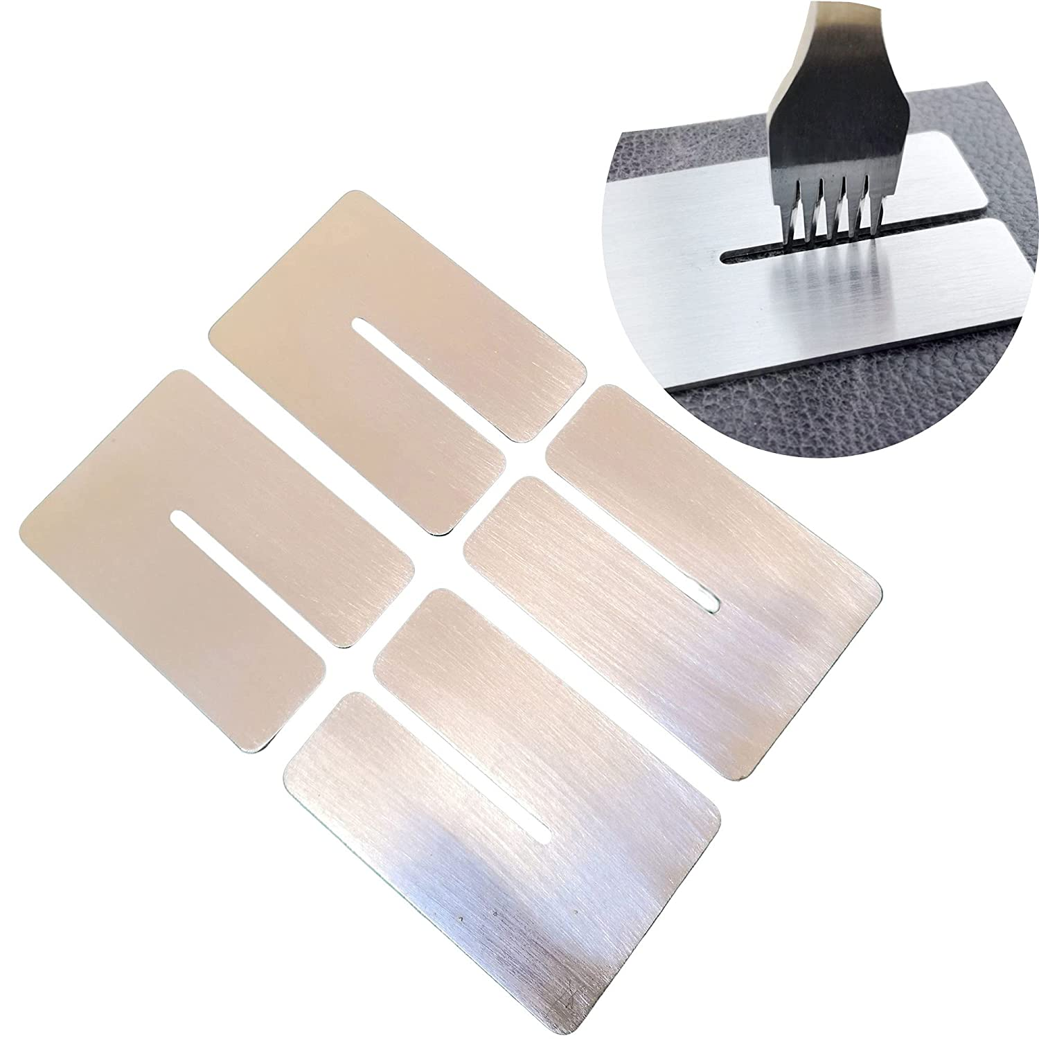 Prong Leather New products, world's highest quality popular! Chisel Mate Hole Stitching Tulsa Mall To Lacing Punch Punches