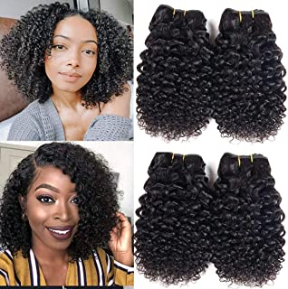Best malaysian hair kinky curly Reviews