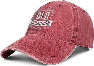 Metal Rock Group Poster Adjustable Baseball Cap Strapback Vintage Washed Jeans Dad Hat Sports Trucker Hat Unisex