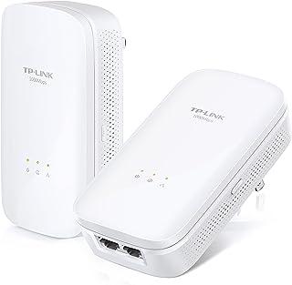 TP-Link AV1000 2-Port Gigabit Powerline Adapter, Up to 1000Mbps (TL-PA7020 KIT),White