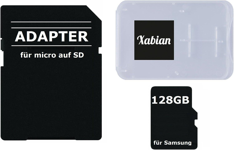 128gb Microsd Sdxc Speicherkarte Für Samsung Computer Zubehör