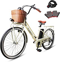 Best nakto city electric bike Reviews