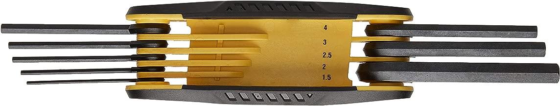 Stanley Tools STHT71800 8-Piece Folding Hex Key Set