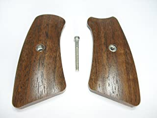 LS-Grips Walnut Ruger Gp100 Grip Inserts