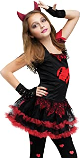 Fun World Kids Devil Diva Costume