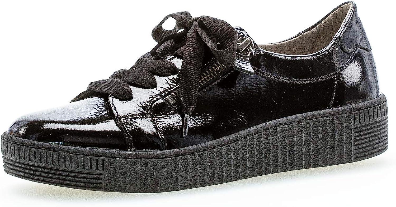 Gabor 23.333 Women,Low-Tops,Business Sneaker,lace-up Shoe,Street Shoe,Casual