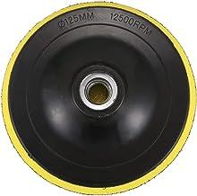 Gesh Polijsten pad backing pad schuren pad pads M14 voor polijsten machine Nieuwe K1 draad diameter: 125MM