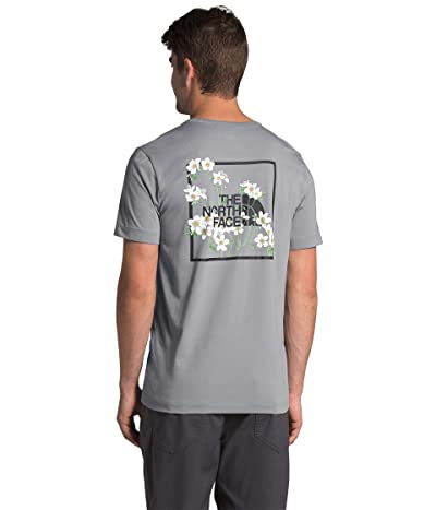 The North Face Himalayan Bottle Source Short Sleeve Tee (Meld Grey) Men