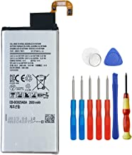 Wee Li-Polymer Built-in Battery EB-BG925ABE Replacement for Samsung Galaxy S6 Edge G925V G925A G925T G925P with Tool Kit
