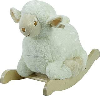 Rockabye Lambkin Lamb Rocker, One Size