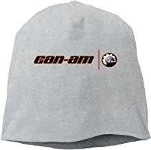ThomLarryCA Can Am Spyder Breathable Unisex Ultra-Thin Beanie Hat Black