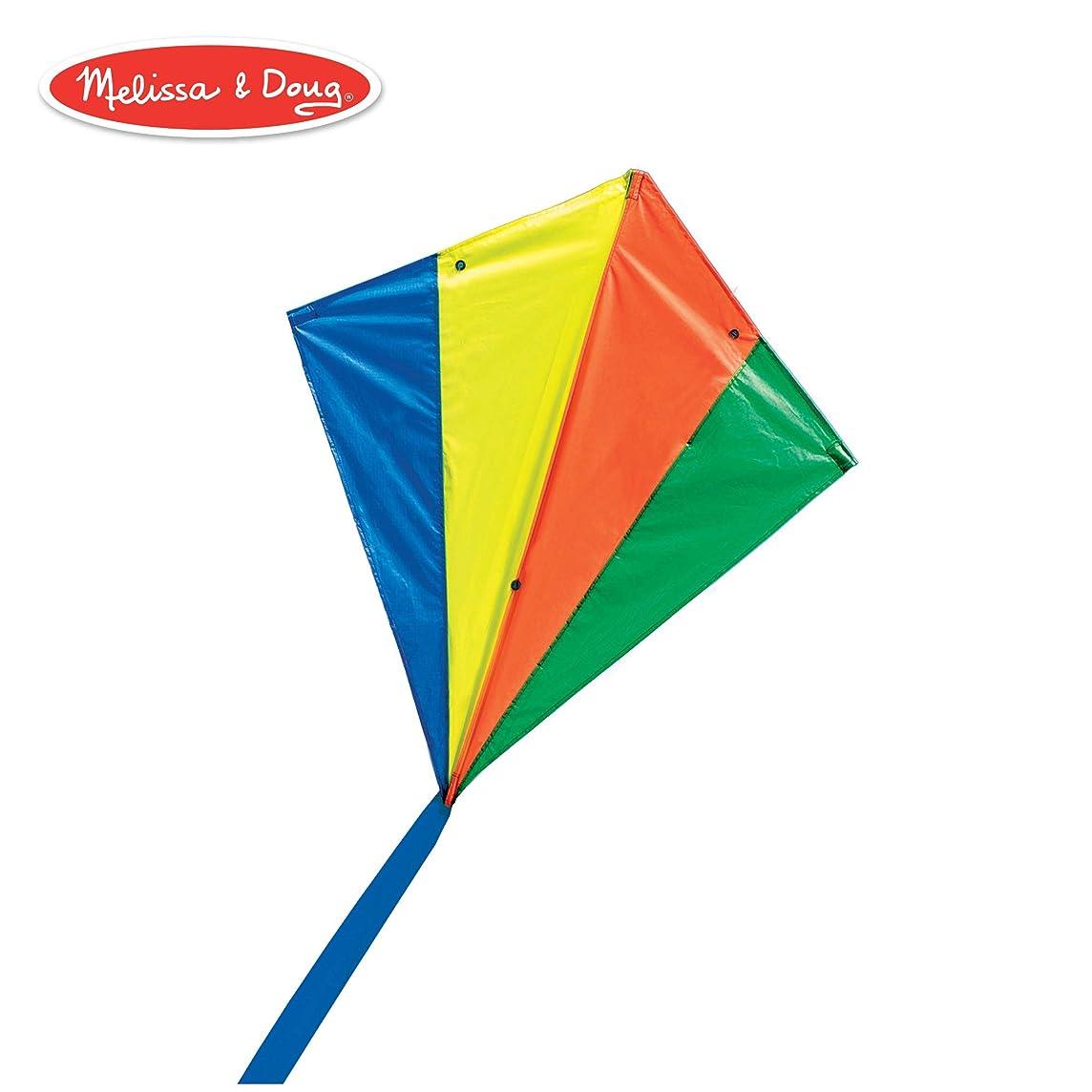 Melissa & Doug Rainbow Stunt Kite Children's Kite