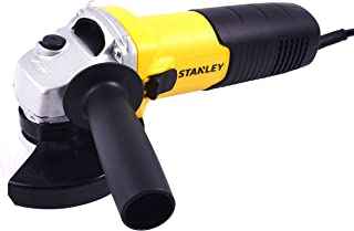 """Stanley Power Tool Corded 710W 4 1/2"""" (115MM) SMALL ANGLE GRINDER,STGS7115-B5"""
