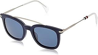 Tommy Hilfiger Square Unisex Sunglasses - Lens