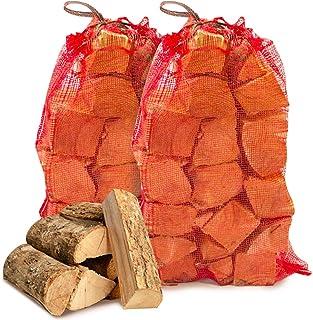 Brown Patio Heaters Garden & Outdoors Gardeco CHIMLOGS 10 kg Chimenea Logs Bag